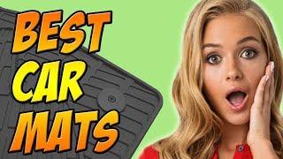 Best Car Floor Mats 🏆 WeatherTech Car Mats 🚘 Custom Car Floor Mats