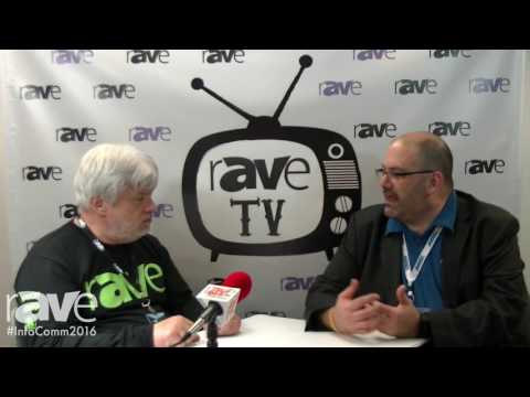 InfoComm 2016: Joel Rollins Interviews Larry Heisler, Director of Marketing at Anixter