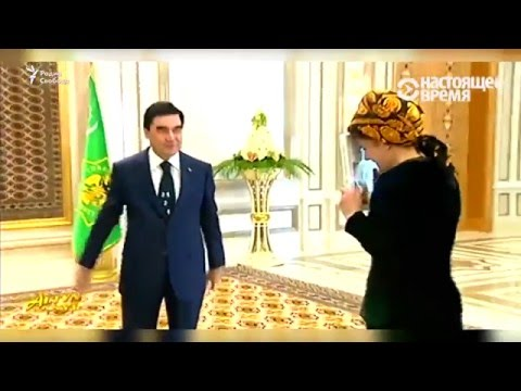 Президент Туркменистана одарил нацию книгой о чае