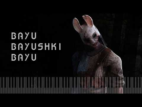Dead by Daylight- The Huntress' Lullaby (PIANO)