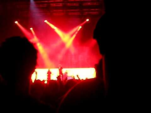 In Flames - Come Clarity - Live in Stockholm 2009(First verse and chorus)