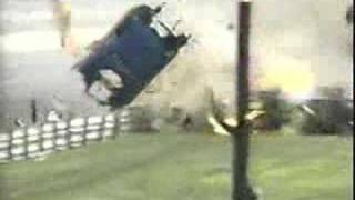 Funny Videos - Drag racing - 300mph car crash