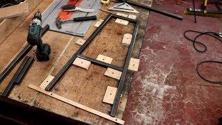 METAL DIY BAR STOOLS