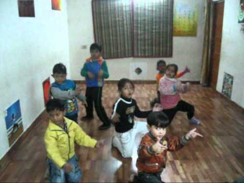 Kid's Dancing Bollywood Free Style--desi Boyz (pooja And Anwar Choreo.) video