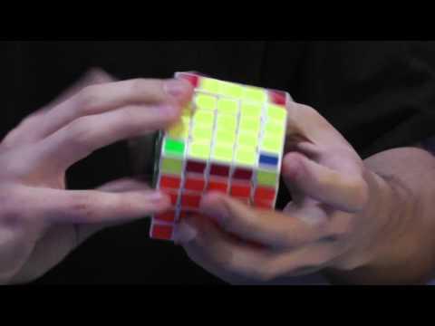 Record du Rubik's Cube 5×5