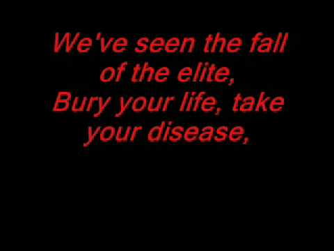 Slipknot - All Hope Is Gone (Lyrics)