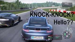 Project CARS Online - Knock-Knock?