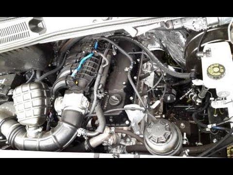 ГАЗель Next, двигатель Evotech (A274) убираем гидрокомпенсаторов.