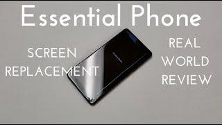 Essential Phone Screen Replacement (Fix Your Broken Display!)