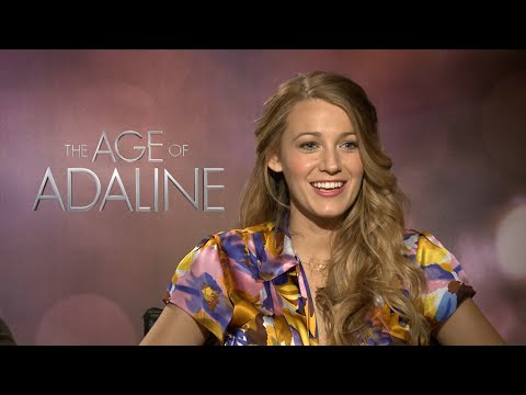 Blake Lively on The Age of Adaline and Ryan Reynolds Crying