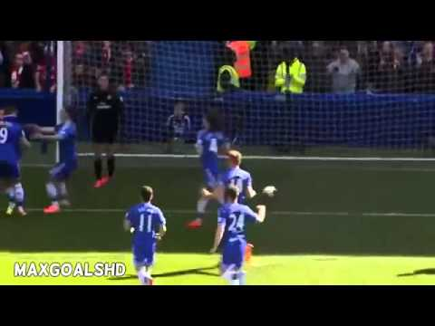 Chelsea vs Arsenal 6 0 ~ All Goals & Highlights 22 03 2014