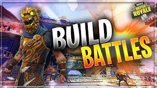Fortnite Build Fight Compilation #6