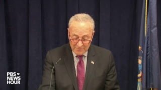 WATCH LIVE: Schumer may react to the Muller report in a media availability.