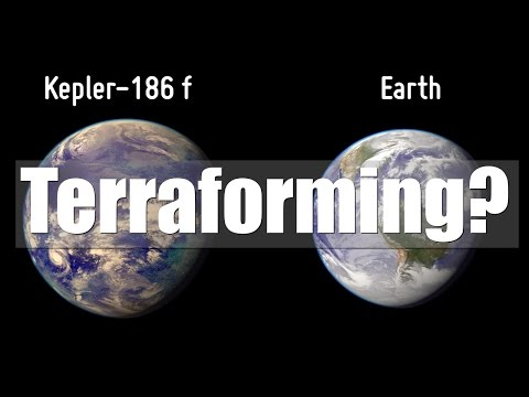 Universe Sandbox 2/Space Engine - Kepler 186f - The Earthiest Planet Out There