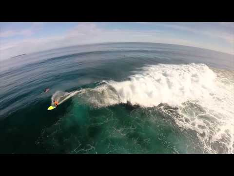 GoPro: Shaun Harrington - Solomon Islands 02.02.15 (Wave 3) - Surf