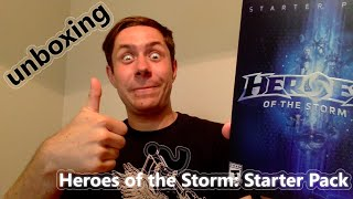 nie|poradnik - vlog - Heroes of the Storm: Starter Pack [unboxing]