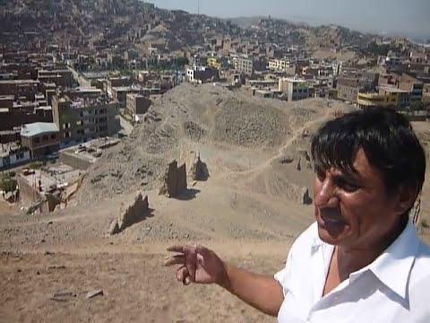 Continúa depredación de la Huaca Palao en el distrito de SMP