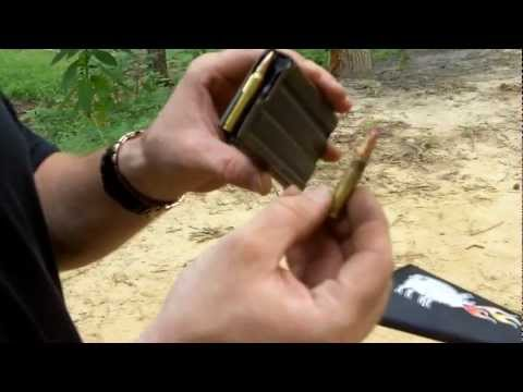 Fast Conversion of 223 / 5.556 brass to 300 AAC blackout loaded ammo, Right at 1 minute2
