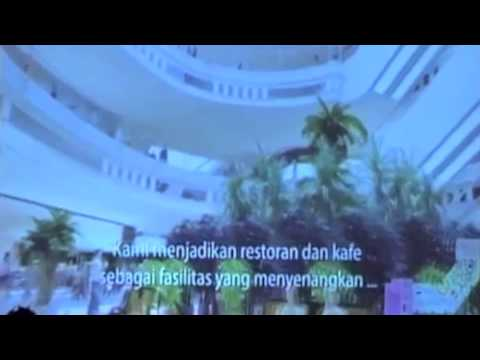 AEON Mall BSD City short ad video clip (edited by students)