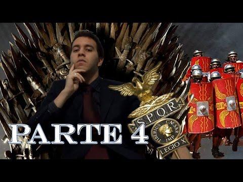 A Verdadeira Guerra dos Tronos - Roma, o Universalismo Político e a Paranoia Contemporânea [Parte 4]