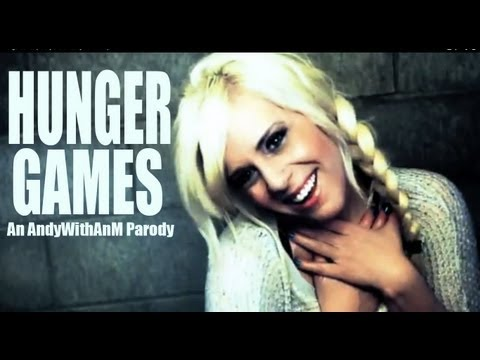 Hunger Games (Parody of Grenade by Bruno Mars)