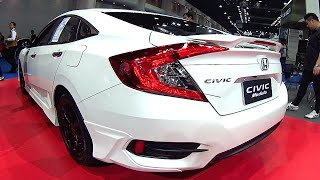 All New 2016, 2017 Honda Civic Modulo, Top model, Limited edition