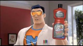 Mr Muscle 2010 Ad