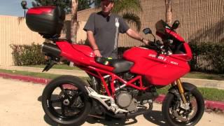2008 Ducati Multistrada 1100s