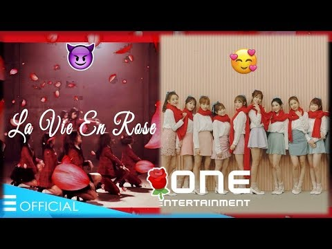 The Truth Behind CLC - La Vie En Rose (Demo Ver. For IZ*ONE)