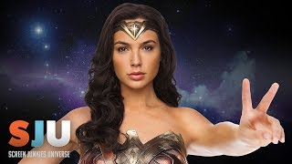 Wonder Woman 2 Details Revealed! - Another Prequel??  SJU