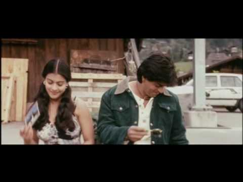 DDLJ: Raj and Simran Talk about Love (English subtitles)