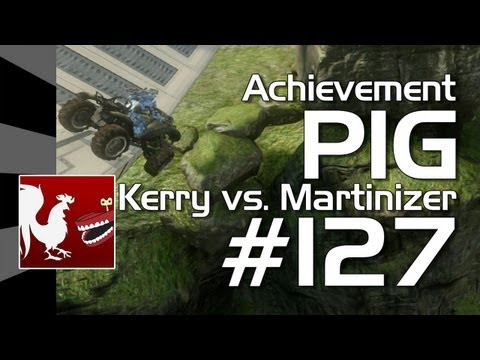 Halo 4 - Achievement PIG #127 (Kerry vs. Martinizer)