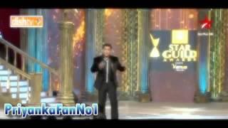Salman Khan's Entry in Star Guild Awards 2013