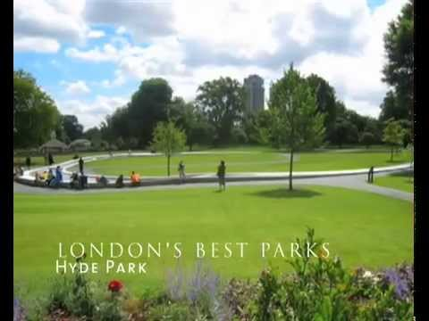 London's Best Parks to visit and Covent Garden