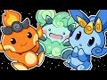UBER ELEMENTAL PIXIES   Cats Of The Cosmos   Battle Cats #25
