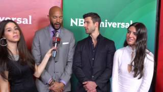 The Actors talk 'The Imposter ' Airing on Bravo Feb 7