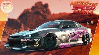 Need For Speed: Payback (2017) - Nissan Silvia S15 ДРИФТ ТЮНИНГ!