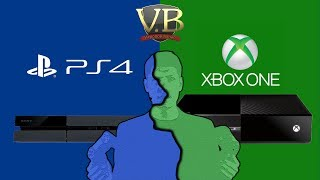XBOX ONE против PlayStation 4