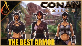 The Best Armor In Conan Exiles 2018 Pro Tips