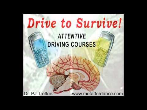 Talking and driving (radio interview) - PJ Treffner