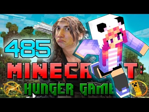 Minecraft: Hunger Games w Mitch Game 485 SHELLIE VS BETTY
