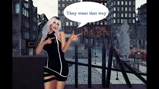 Another hud moment in Second Life