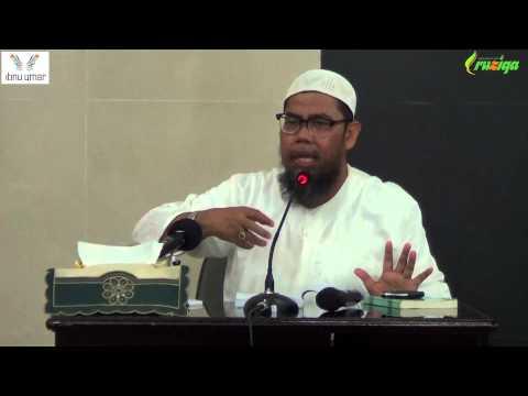 Ust. Zainal Abidin - Aqidah Muslim