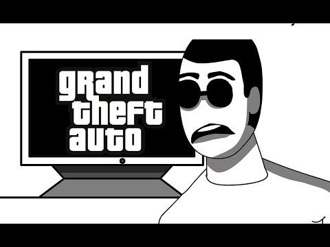 Мульт - первый раз в GTA