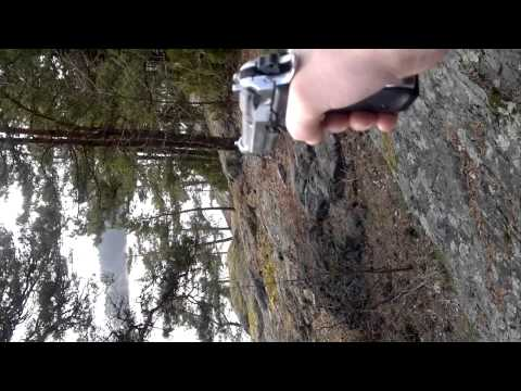 EKOL Jackal Dual 9mm P.A.K. Blank Gun