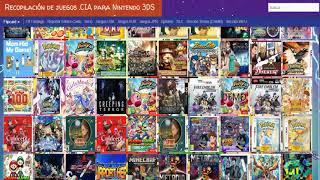 INSTALAR Y JUGAR JUEGOS DE 3DS SIN FREESHOP - GRATIS + DESCARGA DE JUEGOS
