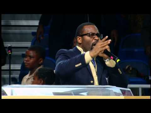 105th COGIC Holy Convocation 2012 Praise break World youth