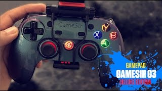 O GAMEPAD MAIS TOP DO MUNDO PARA ANDROID/PC - Gamesir G3 Deluxe Edition