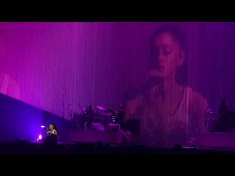 Pink + White - Ariana Grande (Frank Ocean Cover)