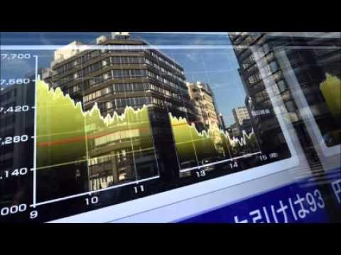 Japanese shares plunge amid global economic worries